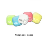 Wholesale Bluetooth Phone Tracker Alarm Key Finder Locator Super Thin Anti Lost Sensor for Child Pet Bag Vehicle IOS and Android