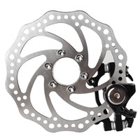 Wholesale 2014 Newest Stainless Steel Bicycle Bike Disc Brake Rotor with Clipers mm F R brake set bike parts