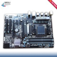 amd products - A DS3P new for Gigabyte GA A DS3P G desktop motherboard AM3 DDR3 G ATX Second hand product