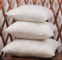 nonwoven fabric - QUALITY Nonwoven Fabrics Throw Pillow Inner Cushion Inner Cushion Core Insert Pillow Core Filler Sofa Decorative Square Decor Home Soft DHL