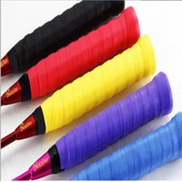 Wholesale New Fashion pc Synthetic Grip Wrap Polyurethane Bicycle Racket Handle Tape Sport Accessory