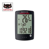 bicycle computer cateye - CATEYE Padrone Smart CC PA500B WIRELESS Speedometer Smart Bicycle Computer With Bluetooth Cycling Stopwatch Bike Accessories