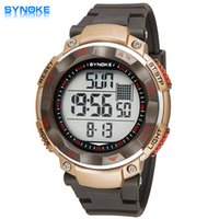 best japanese watches - SYNOKE Best Digital Watch For Men Sports Watch Boys Waterproof Multi Functional Japanese Battery Male Led Electronic Watches