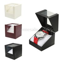 Wholesale Wrist Watches Boxes Case Jewelry Bangle Bracelet Display Storage Holder Gift