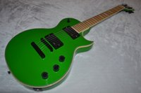 Wholesale 2015 Musical instruments HOT Custom green Electric Guitar in china
