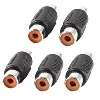 audio video joiner - FS Hot Audio Video RCA Female to Female Coupler Joiner Barrel Adapter order lt no track