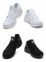Running Flat Unisex Cheapest 2015 Newest Air Huarache Mens Sneakers Black 318429_003 huarache White318429-111 Sneakers Breathable Running Shoe Huaraches shoes