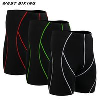 Wholesale Original Brand Fixgear Sports Clothing Running Cycling Fitness Shorts Bike Bicyle MTB Road Short Compression Tights for Men