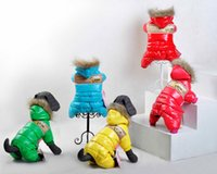 pet dog clothing - High quality Autumn Winter Pet Dog Clothes Clothing Best Material for Pet Dog leash Bed four Color Pet dog Sport clothing