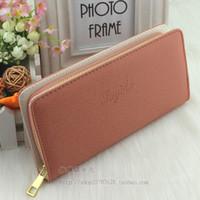 name brand purses - Hot fashion women s wallet Brand name genuine Leather Wallet for women purses