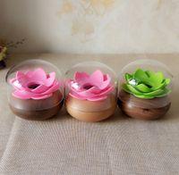 Wholesale Handmade Eco friendly Beech Walnut Toothpick Cotton Swab Holder Fantastic Wood Craft