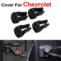 Wholesale New Stickers Car styling Door Check Arm Protection Cover For Chevrolet CRUZE MALIBU TRAX
