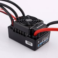 ezrun - Genuine HOBBYWING EZRUN WP SC8 Waterproof A Brushless ESC Speed Controller