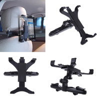 Wholesale Universal Car Vehicle Seat Back Headrest Rotatable Mount Holder For Apple iPad ipad air ipad mini all tablet PC ZM00041