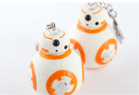 bb purses - Star War The Force Awakens BB Key chain Episode VII Movie Toy car keyring Bag Purse Pendant Accessory fast shipping