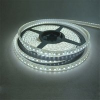 led ribbon - Revised SMD3528 LEDs m IP68 Waterproof Flexible LED Strip W m High Brightness LED Ribbon Light UL ETL CE Certificates