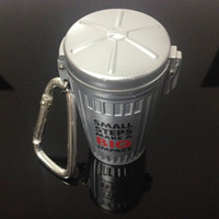 Wholesale New Products g Mini Portable Keychain Ashtray Car Ashtray Smoking Accessories KL Online