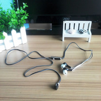 angle plugs - In Ear Earphone Earpiece Stereo Head Phone Micro USB Right Angle Plug Headphone Applicable for Smart Wrist Watch Smartwatch