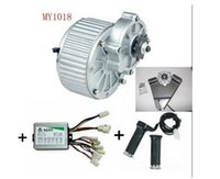 bike motor kit - MY1018 W V DC brushed motor electric bike conversion kit electric bike kit china