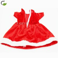 japanese fashion clothing - newest style Handmade inch frozen American Girl Doll Clothing Christmas hat Christmas dress Fits quot American Girl dolls