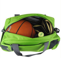Wholesale Duffle Soccer Football Bag Six Colors Sports Bag for Basketball Football Training
