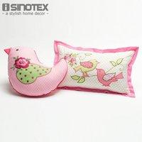 bedding set cars - 2pcs set Shabby Chic Cushion Kids Cartoon Toy Embroidered Car Bed Seat Sofa Baby Play capa de almofada