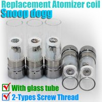 Cheap Snoop dogg atomizers Rebuildable coil Best vaporizers pen