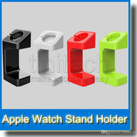 Wholesale For Apple Watch Charge Dock Charge Stand Holder for Apple Watch mm mm E7 stand for Apple Watch