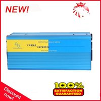 ac power conditioner - Homeuse W KW air conditioner fridge inverter DC to AC W Inverter Pure Sine Wave Power Inverter