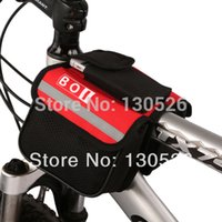 bicycle accesories - Bicycle Mountain bike three in one multifunctional bags Cross Beam Tube bag Bycicle Accesories Riding Equipment
