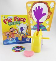 big machines video - HOT Korea Running Man Pie Face Game Pie Face Cream On Her Face Hit The Send Machine Paternity Toy Rocket Catapult Game Consoles