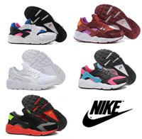 nike huarache - 2015 Nike Air Huarache Triple Mens And Womens Running Shoes Original Quality Nike Air Huaraches Triple Shoes