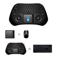 Wholesale Measy GP800 USB Wireless Touchpad Air Mouse the rid_device_info_keyboard Android PC Smart TV