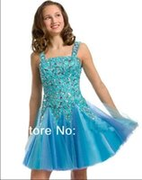 big rock pictures - Ball Gown Flower Girls Dresses new Dazzling beauty party dress Soft tissue beauty dress big rocks in the bodice and a hierarchical