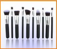 Wholesale 2015 New Item Makeup Brushes kit Factory Outlet VS money Sigma makeup brush kit facial brush eye brush by DHL Amazing hot