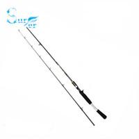 bass fly rods - Normandy black bass baitcasting fishing rod carbon fiber bend handle Fuji guide g