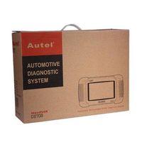 Wholesale Top Professional ds Auto Diagnostic Scanner Autel Maxidas DS708 DS Update via Internet English DHL Free support