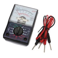Wholesale New Hot Sale AC DC OHM Voltmeter Ammeter Multimeter Multi Tester Electric MF A Safty High Quality