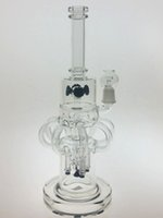 arm wheels - 2016 New Arrival Glass Water Bong With Windmill Wheel And Arm Percolator mm Joint Oil Rig Glass Bong Water Pipe