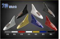 Wholesale Solar Universal Car Shark Shape Safety Flash Automobile Strobe Antenna Emergency Warning Alarm Tail Light Lamp