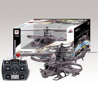 Wholesale Avatar flywheel FX066 channel remote control model airplane remote control helicopter model large shatterproof