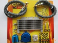 Wholesale With high grade oil cooler hose screw the whole motocross engine modification parts and retail