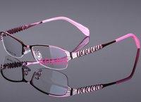 Los vidrios medios del marco de la aleación de titanio de la memoria del metal venden al por mayor los vidrios ópticos de los hombres ultra ligeros marco la fábrica directa
