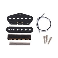 Wholesale New Arrival High Quality Electric Guitar Pickup Coil Bobbin DIY Kit Set Durable I1180