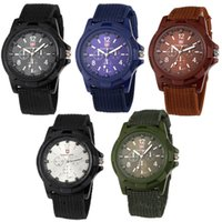Wholesale Rhea G001 New Fashion Business Quartz Watch Casual Men s Sports Watch Army Watch Fashion Accessories
