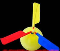 balloon saucers - hot selling helicopter balloon flying saucer fly ball Balloon flight balloon helicopter flying saucer balloon Happiness fly ball