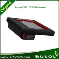 Wholesale 2015 Launch X431 V Diagnostic Tool Scan tool X431 Pro Wifi Bluetooth Android online update support USA EU Asian car
