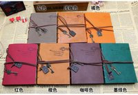 journal and notebook - 2015 New Arrival Vintage Notebooks And Journals Pucover Journal Notebooks Truss Up Bondage Blank Diary Classic Handmade Design