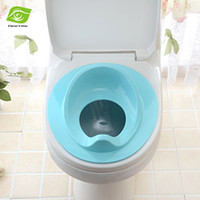 baby toilet seats - Multi color Kids Child Baby Potty Toilet Seat Mat Pedestal Pan dandys
