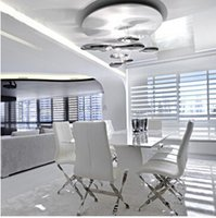 Wholesale Mercury Plating ball Glass LED ceiling lamp